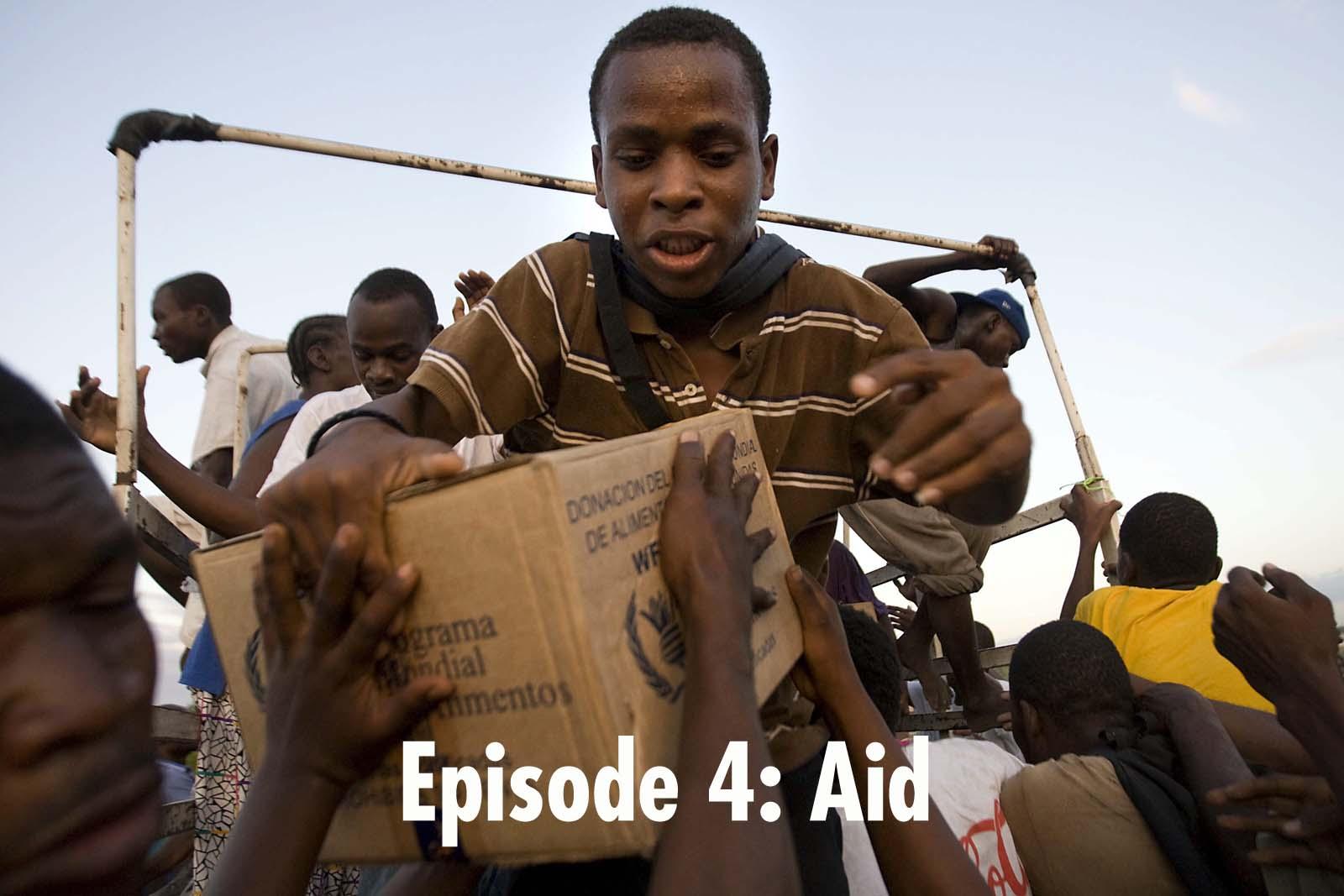 Port-au-Prince, Haiti earthquake aftermath