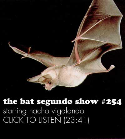 The Bat Segundo Show: Nacho Vigalondo