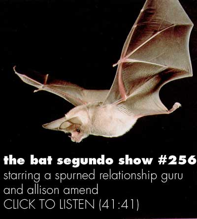 The Bat Segundo Show: Allison Amend