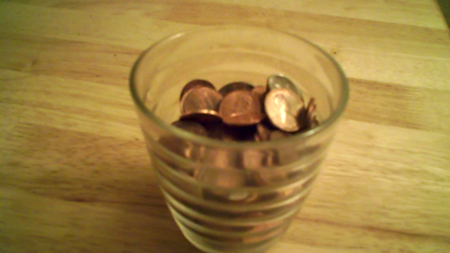 Pennies Saved