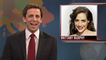 Brittany Murphy: Thoughts on the Saturday Night Live, December 5, 2009 Sketch