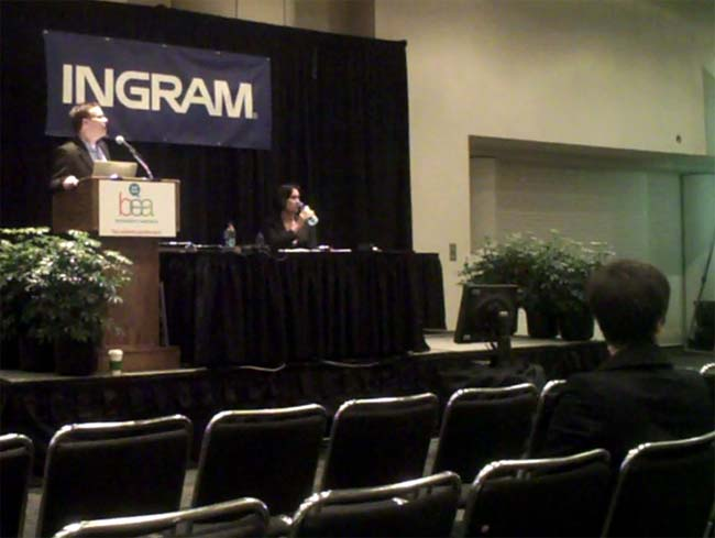 "BEA 2011: ""The E-Book Era is Now"""