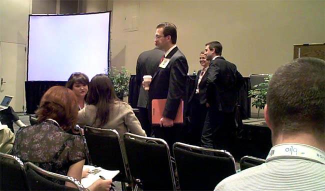 BEA 2011: The Future of Ebooks Publishing Executive Panel