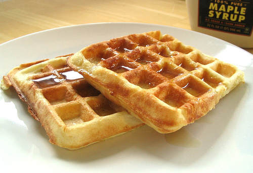 The Situation in American Waffles | Reluctant Habits