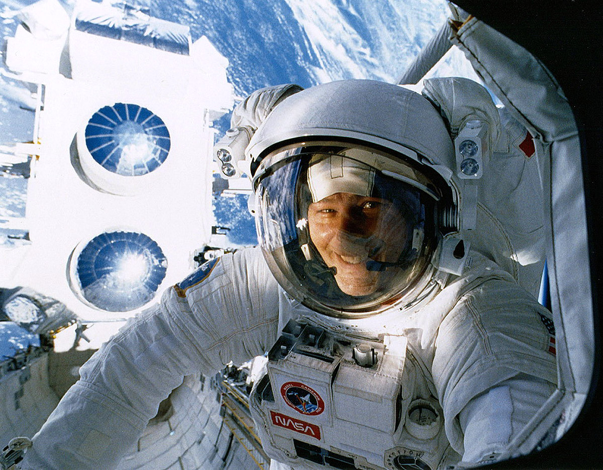 most recent astronaut in space - photo #18